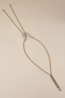 Paris By Debra Moreland Bari Drape Necklace
