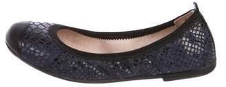 Bloch Girls' Carina Leather Flats w/ Tags
