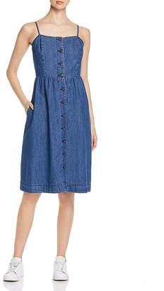 Vero Moda Flavia Sleeveless Denim Dress
