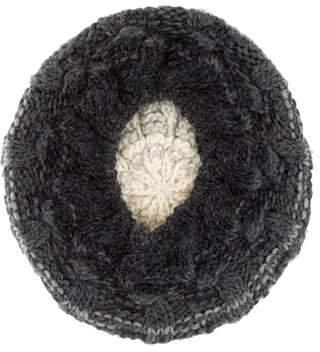 Eugenia Kim Chunky Knit Merino Wool Beret