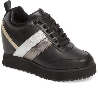 Very Volatile Sarita Hidden Wedge Sneaker