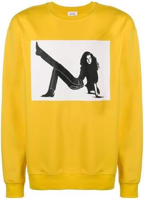 Calvin Klein Jeans Est. 1978 graphic print sweatshirt