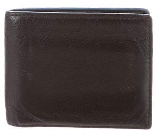 Jack Spade Leather Bifold Wallet