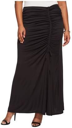 Kiyonna Mermaid Maxi Skirt Women's Skirt