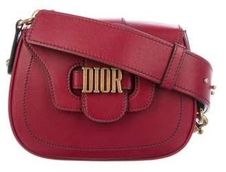 Christian Dior 2017 D-Fence Saddle Bag