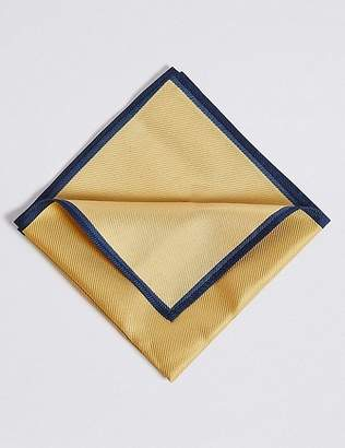 Marks and Spencer Pure Silk Pocket Square