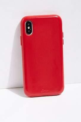 Sonix Poppy Vegan Patent Leather Phone Case