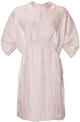 Prada Open Back Dress