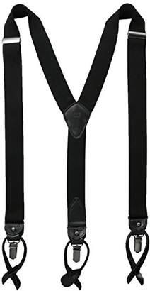 Tommy Hilfiger Men's Adjustable Clip Suspender