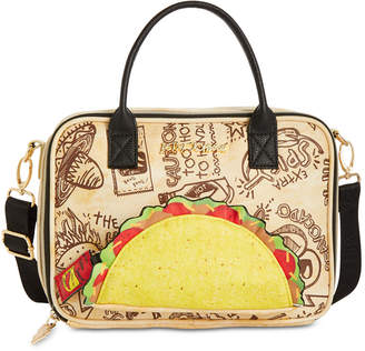 Betsey Johnson Let's Taco 'Bout It Lunch Satchel
