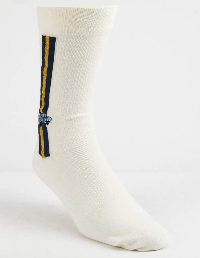 Richer Poorer Camino Mens Crew Socks