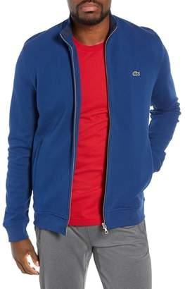 Lacoste Regular Fit Full Zip Sweatshirt
