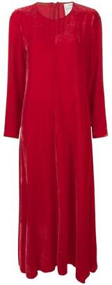 Forte Forte velvet long dress