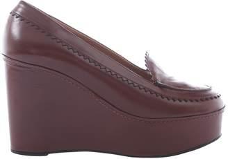 Robert Clergerie Leather heels
