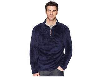 True Grit Double Plush 1/4 Zip Pullover Men's Clothing