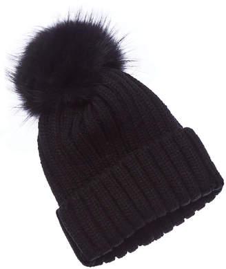 La Fiorentina Hat With Pom