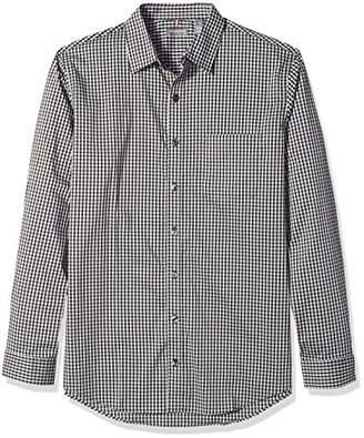 Van Heusen Men's Size Big and Tall Traveler Stretch Non Iron Long Sleeve Shirt