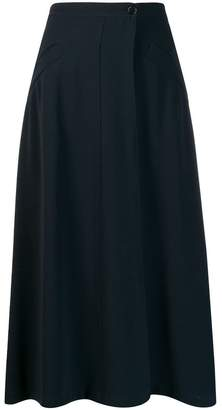 Aspesi high waisted midi skirt