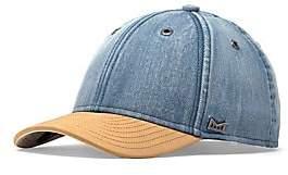 Cartier Melin Melin Men's Hesher Mixed Denim Hat