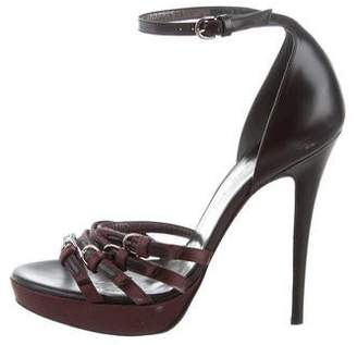 Barbara Bui Platform High-Heel Sandals