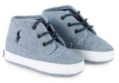 Ralph Lauren Baby Boy's Mid-Top Sneakers