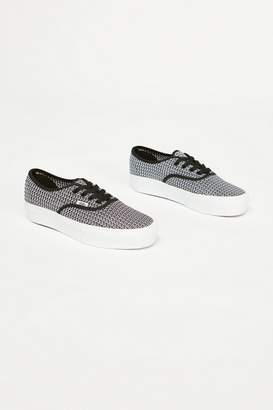 Vans Authentic Platform Mesh Sneaker