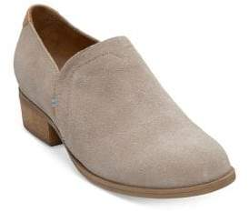 Toms Women's Shaye Suede Ankle Booties