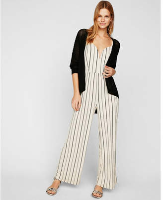 Express open stitch cover-up