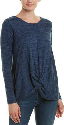 Dee Elly Twisted Sweater