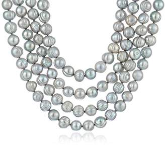 Bella Pearl Endless Pearl Strand Necklace