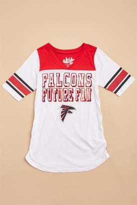 Motherhood Maternity Atlanta Falcons NFL Future Fan Maternity Tee