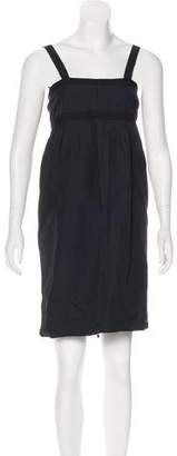 Zero Maria Cornejo Sleeveless Knee-Length Dress