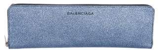 Balenciaga Essential Baguette Clutch w/ Tags