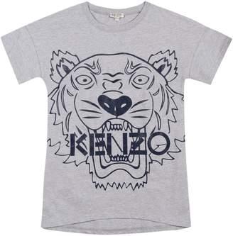 Kenzo Tiger Graphic T-Shirt Dress