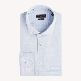 Cotton Dobby Slim Fit Shirt