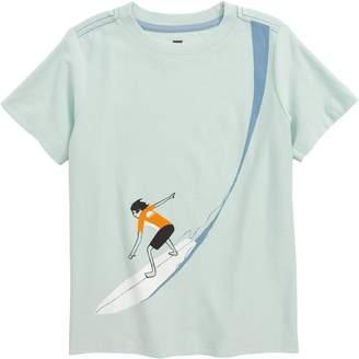Tea Collection Go Big Graphic T-Shirt