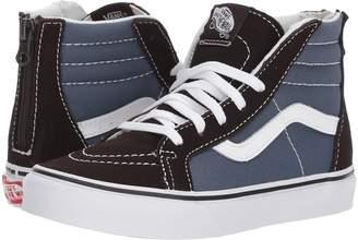 Vans Kids Sk8-Hi Zip Boys Shoes