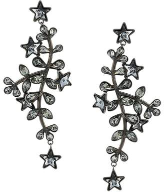 DSQUARED2 embellished drop earrings