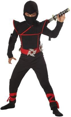 California Costumes boys Big Boys' Stealth Ninja Costume (12-14)
