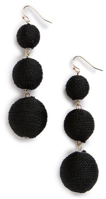 Women's Baublebar Crispin Drop Earrings $48 thestylecure.com