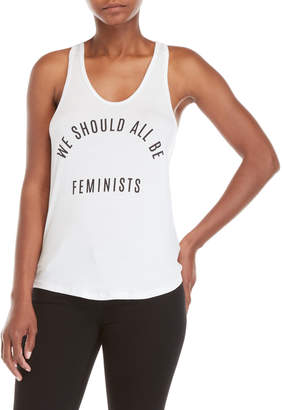 Knit Riot All Be Feminists Tank