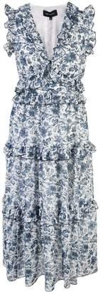 Robert Rodriguez Studio Carmen ruffle dress