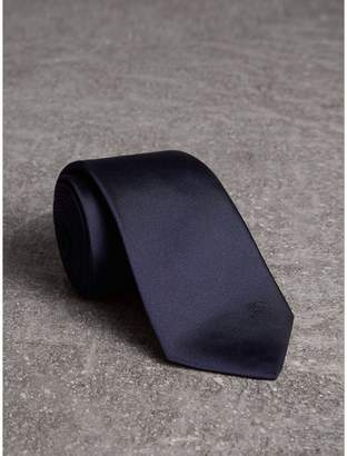 Burberry Modern Cut Silk Twill Tie