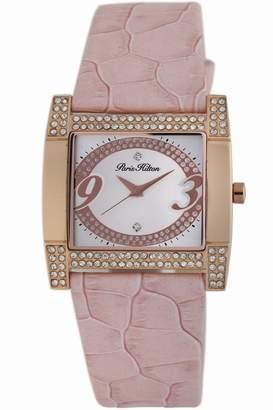 Paris Hilton Women's 138.5320.60 Coussin Dial Watch