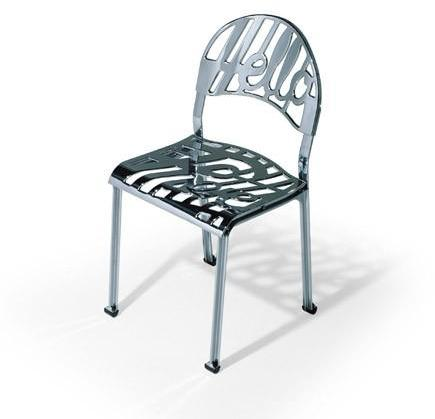 Artifort -hello there four chair set by jeremy harvey