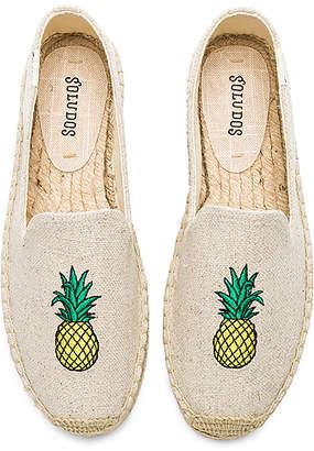 Soludos Pineapple Smoking Slipper