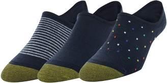 Gold Toe Men's Sta-Cool Mini Dot Oxford Socks, 3-Pack
