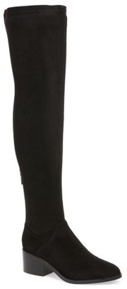 Women's Steve Madden Gabbie Thigh High Boot $129.95 thestylecure.com
