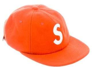 Supreme 2017 S Logo 6-Panel Cap