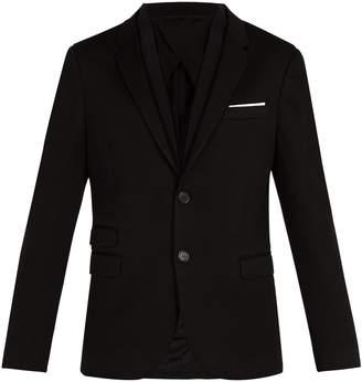 Neil Barrett Double-lapel blazer